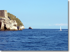 Sail the Amalfi Coast with a charter.