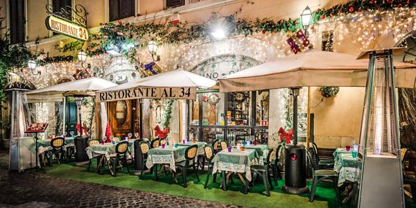 Downtown Rome Restaurants