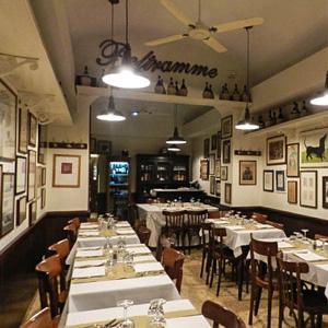 Fiascetteria Beltramme Restaurant In Rome Italy