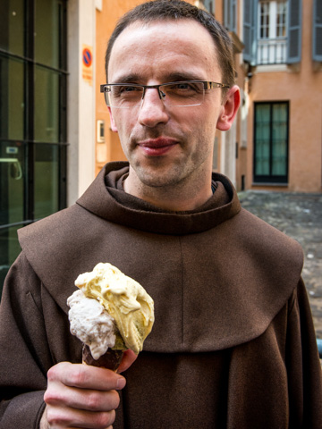 Image result for eating priest