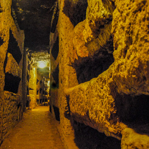 The Catacombs of St. Calixtus