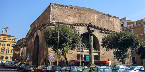The Aula Ottagona branch of Rome's Museo Nazionale Romano