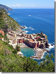 Hike the Cinque Terre in Italy