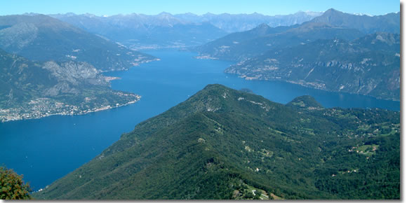 Map Of Italy Lakes Region.The Italian Lakes Trip Planner Italy
