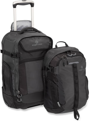 Eagle Creek Switchback 22 Wheeled Convertible Luggage