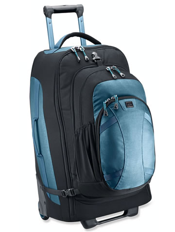 REI Stratocruiser Wheeled Convertible Luggage 25-inch