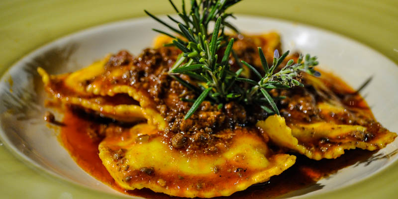 Ravioli In Florence Italy Photo Courtesy Of A Ganino