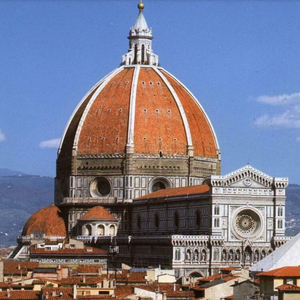 Brunelleschi's dome on the Cathedral