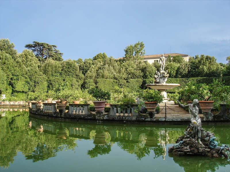 Pitti Palace: Boboli Gardens