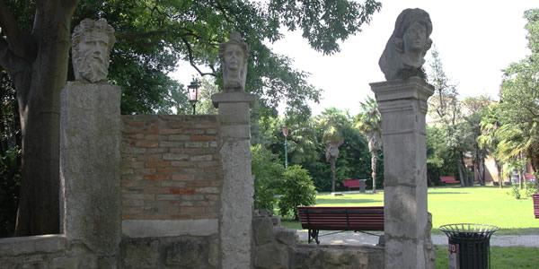 Parco di villa groggia venice for Giardini a venise