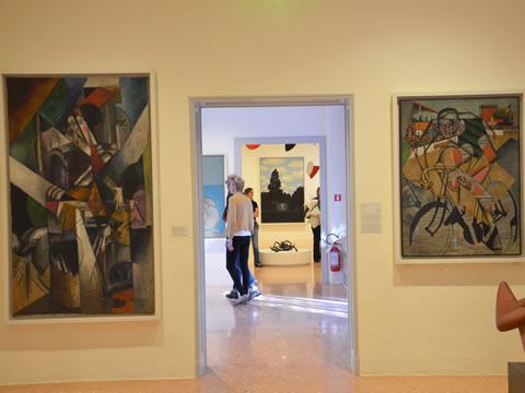 The collezione peggy guggenheim museum in venice italy for Orari museo guggenheim venezia